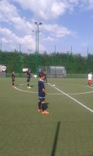 Pronti per il calcio d'inizio